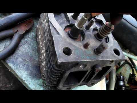 ремонт двигателя д144