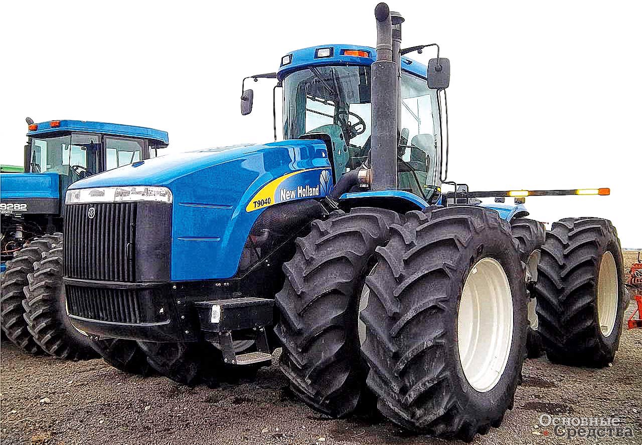 New Holland T9040