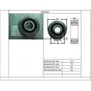 Подшипник грузовой мачты (40х117) 37B9AA1511 KOMATSU