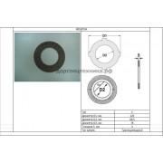 Диск фрикционный 3EA1511170 Komatsu