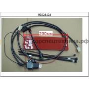 Обогреватель топливного фильтра гибкий силиконовый 12V