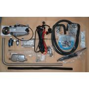 Подогреватель двигателя предпусковой HYDRONIC D5WS 5кВт,12В  с монтажным комплектом