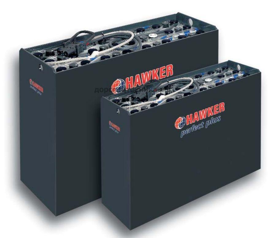 Тяговые батареи HAWKER